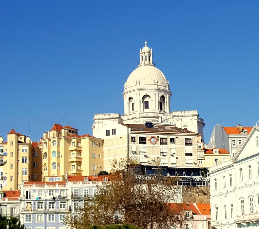 Farbenfrohes Lissabon