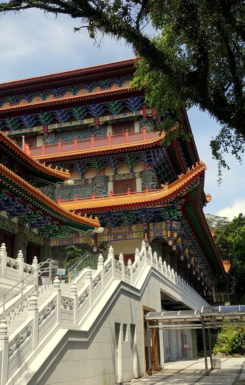Kloster Lantau Island