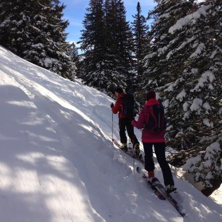Skitour Spitzingsee