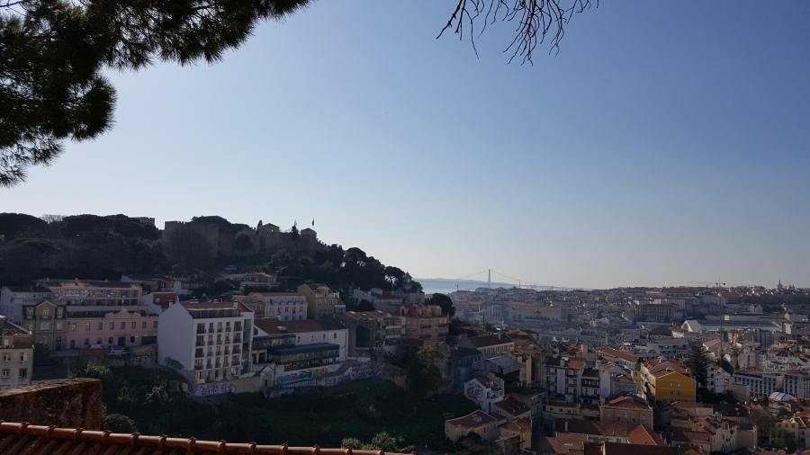 Aussicht vom Castelo