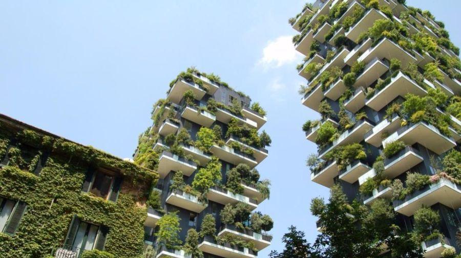 Bosco verticale in Mailand