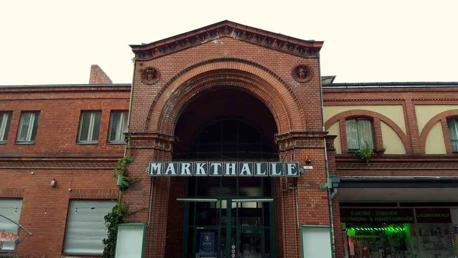 Arminius Markthalle in Berlin