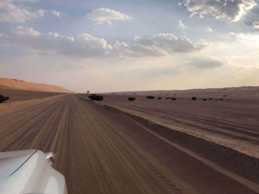 Roadtrip im Oman