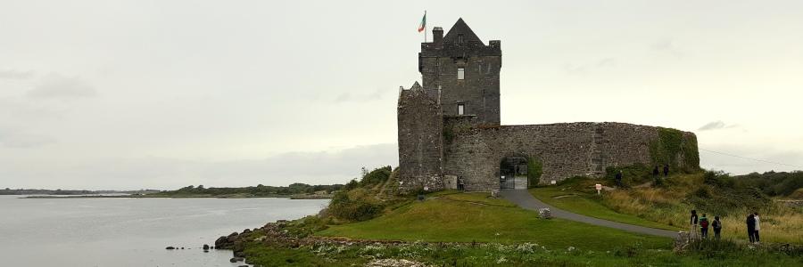 Dunguaire Caste Irland